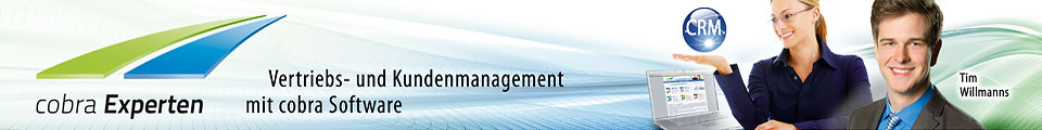 Highway-CRM - Vertriebs- und Kundenmanagement mit cobra Software